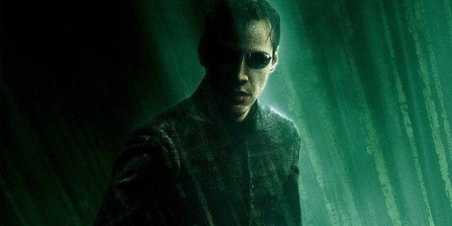 Matrix 4 Set Video Sees Keanu Reeves' Neo Wandering an Empty Matrix
