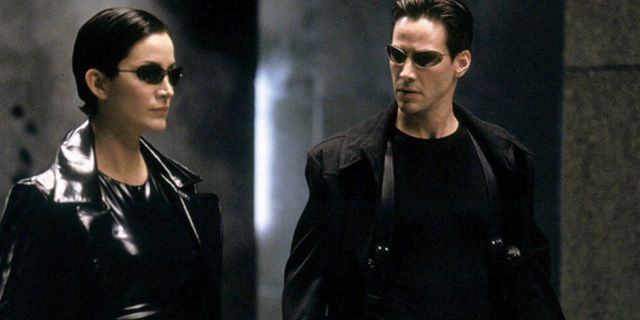 the matrix keanu reeves carrie anne moss neo trinity