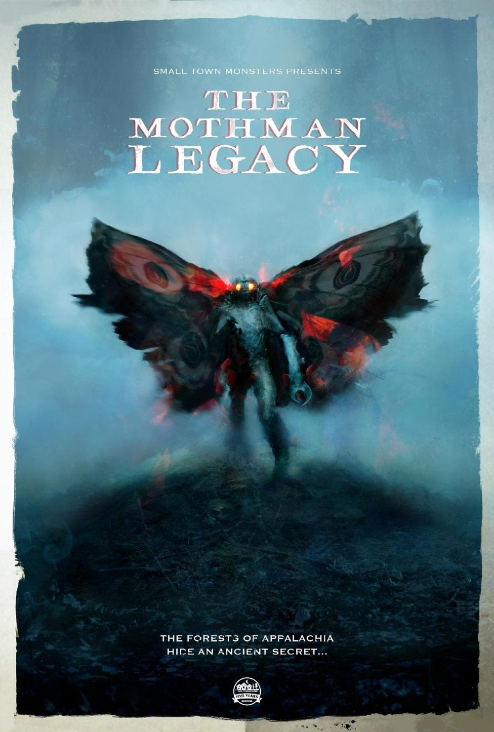 the mothman legacy documentary poster