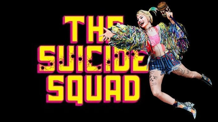 The Suicide Squad Harley Quinn Birds of Prey