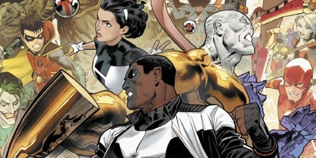 The Terrifics Is the Best DC Comic You're Not Reading