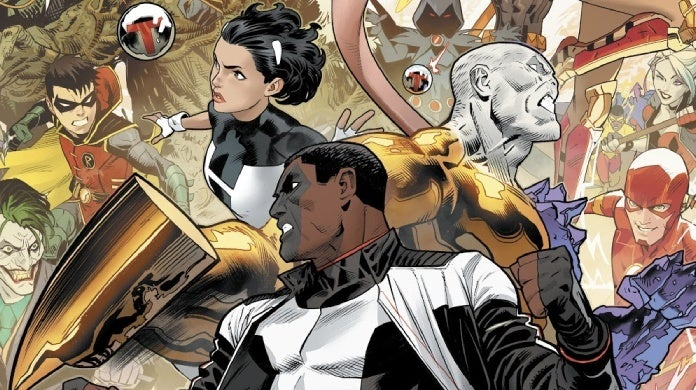 the terrifics 25 3
