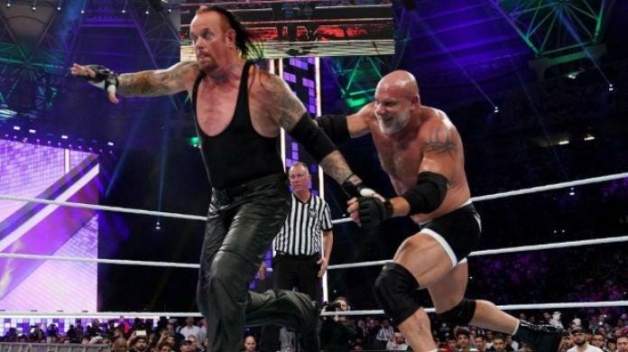 The-Undertaker-Goldberg-WWE-Super-ShowDown