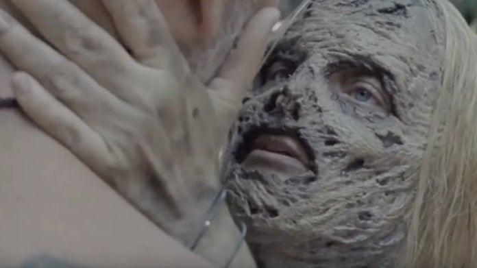 The Walking Dead 1009 Alpha Negan sex scene