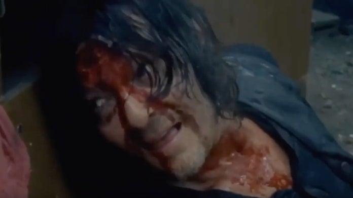 The Walking Dead 1010 Daryl