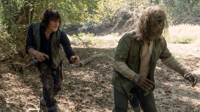 The Walking Dead 1010 Stalker Daryl Whisperers