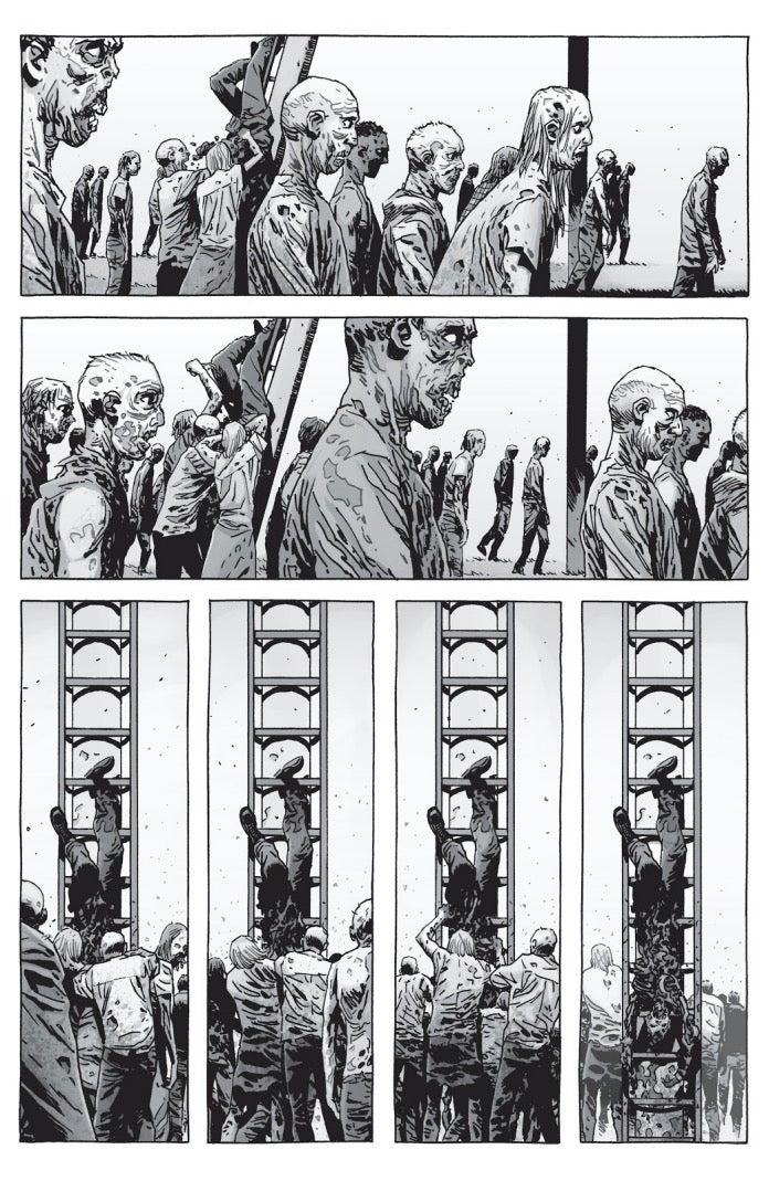 The Walking Dead 158 Father Gabriel death