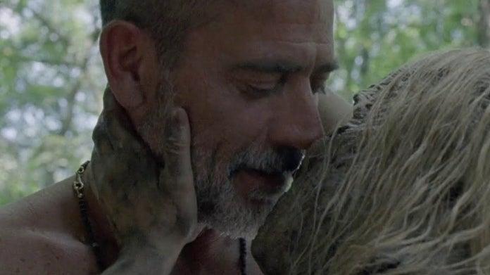 The Walking Dead Alpha Negan sex scene