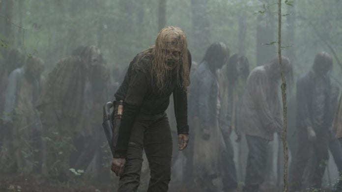 The Walking Dead Alpha Whisperers