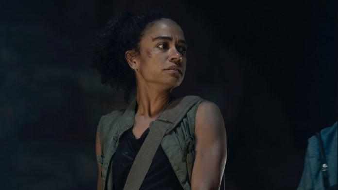 The Walking Dead Connie Lauren Ridloff 1009 Squeeze