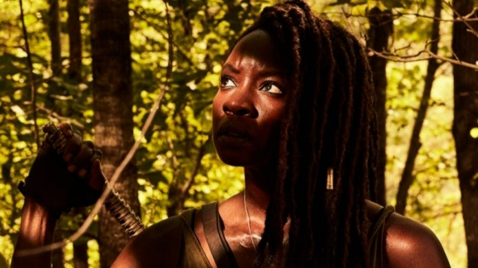 The Walking Dead Danai Gurira Michonne