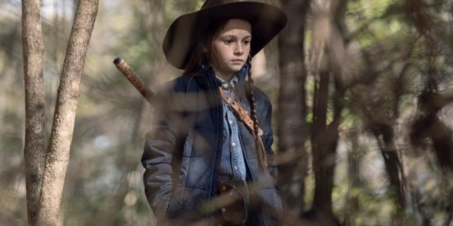 What Happens to the Grimes Children When Michonne Leaves The Walking Dead?
