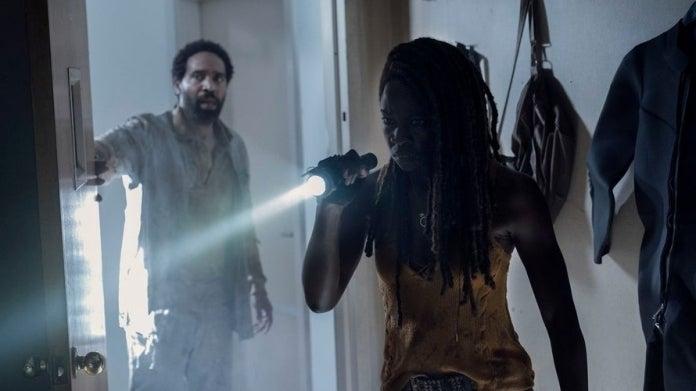 The Walking Dead Michonne Season 10B