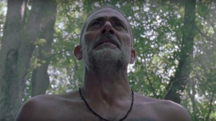 The Walking Dead naked Negan