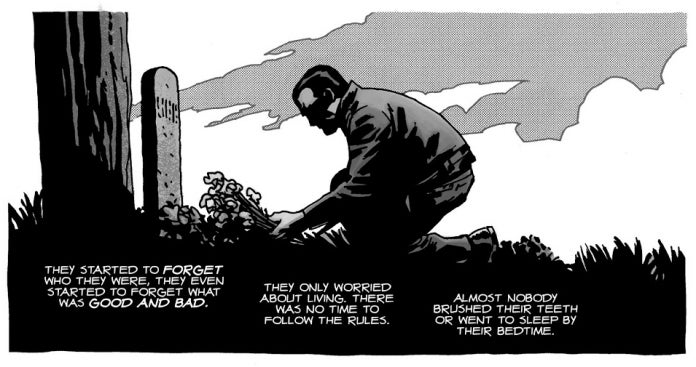 The Walking Dead Negan final appearance