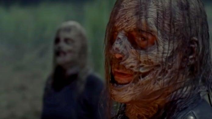 The Walking Dead Negan Whisperer mask