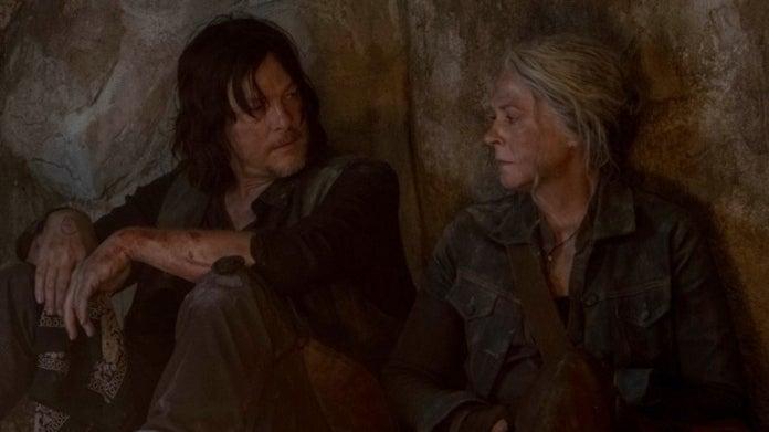 The Walking Dead Season 10 Carol Daryl