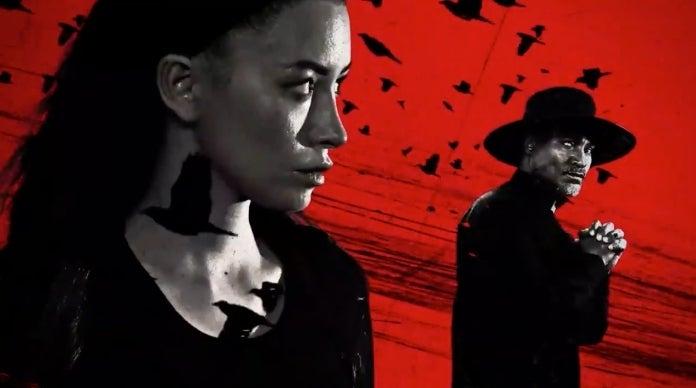 The Walking Dead Season 10 Rosita Gabriel