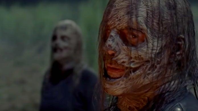The Walking Dead Season 10 Whisperer Negan