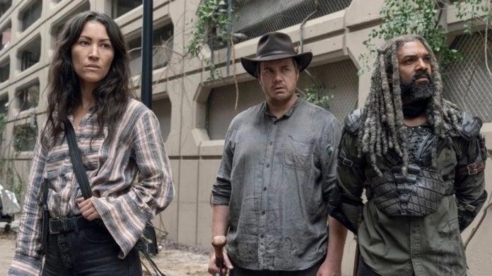 The Walking Dead Season 10B Commonwealth