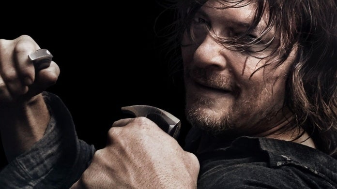 The Walking Dead Season 10B Daryl Norman Reedus
