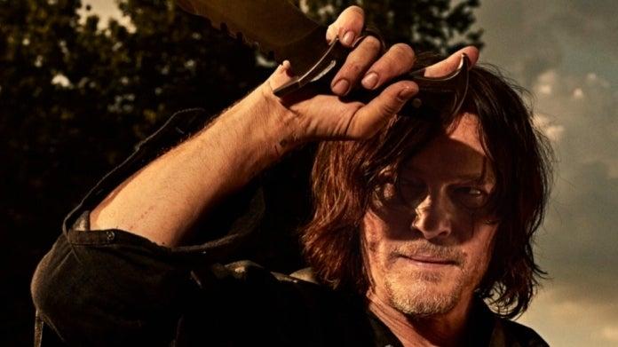The Walking Dead Season 10B Daryl Norman Reedus