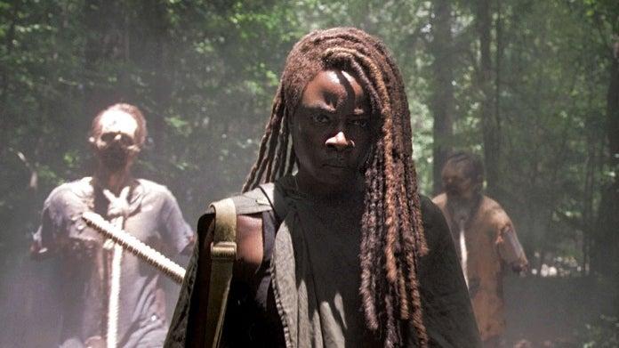 The Walking Dead Season 10B Michonne
