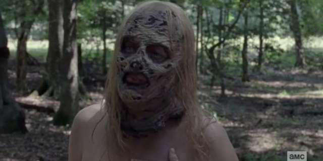 Shocking The Walking Dead Sex Scene Raises Ratings