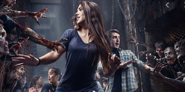 The Walking Dead Attraction Is Closing at Universal Studios