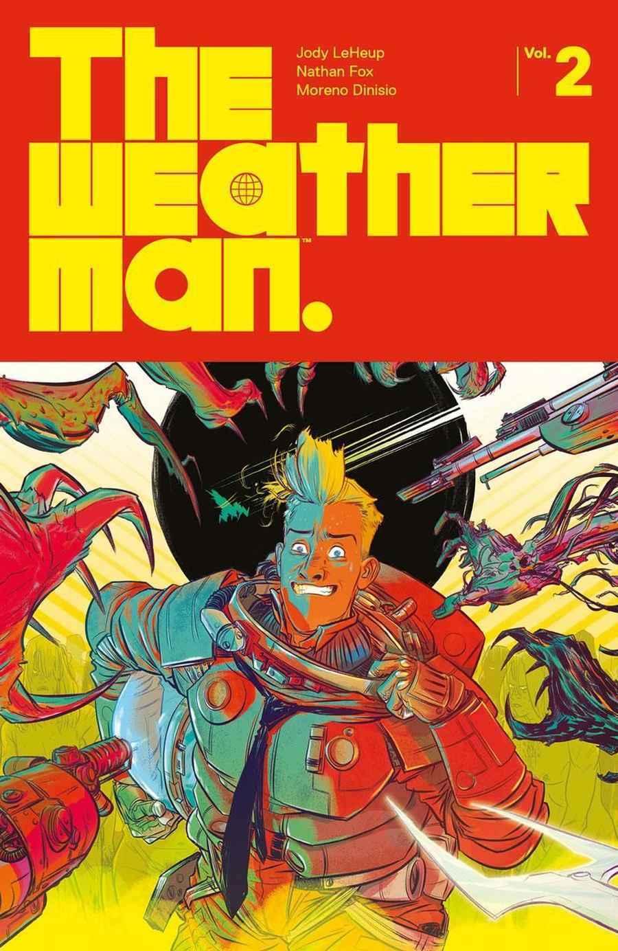 The Weatherman Vol 2