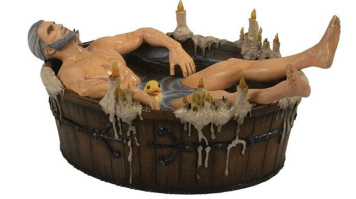 the-witcher-bathtub-statue