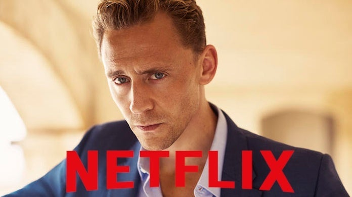 Tom Hiddleston in Netflix's White Strok TV Series