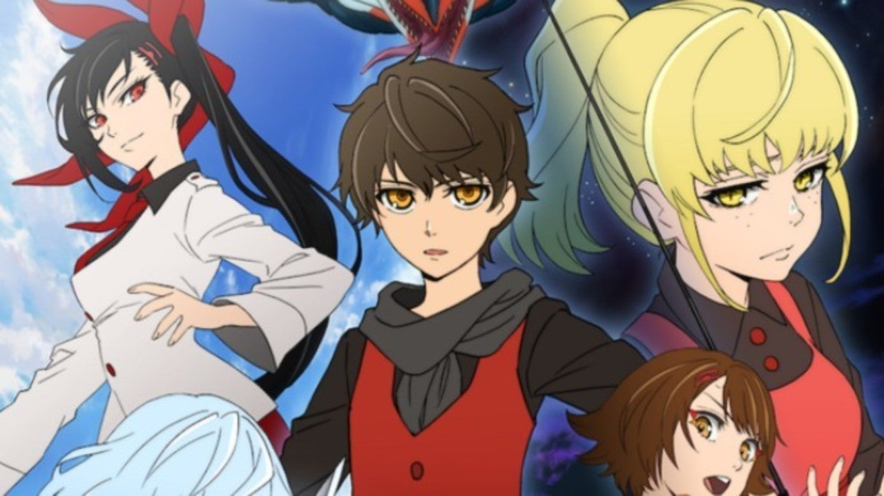 6 Reasons Tower of God Could Become the Best Anime of 2020
