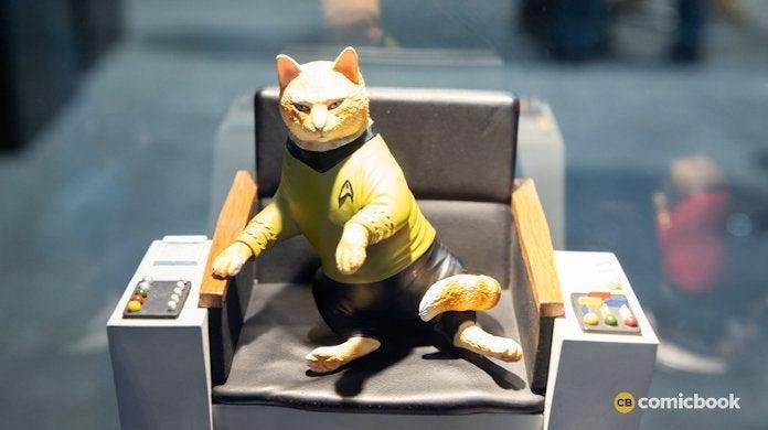Toy Fair 2020 Star Trek Cats