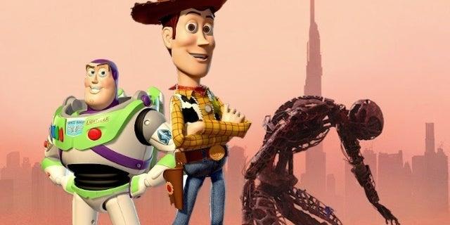 Toy Story Westworld Mashup Video