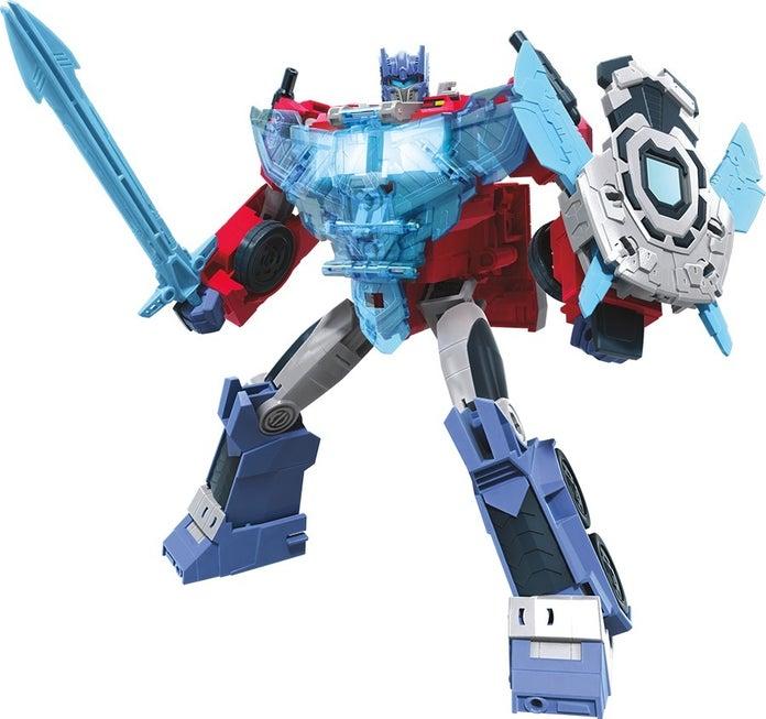 Transformers-Cyberverse-Battle-Call-Officer-Class-Optimus-Prime-1