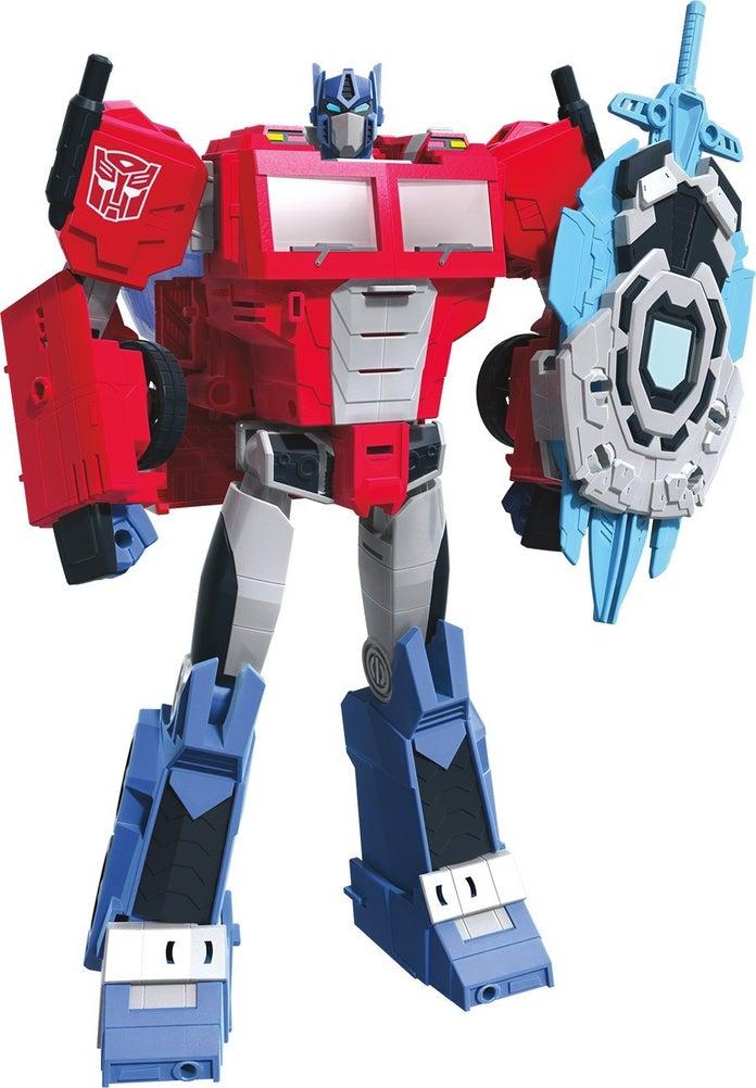Transformers-Cyberverse-Battle-Call-Officer-Class-Optimus-Prime-2