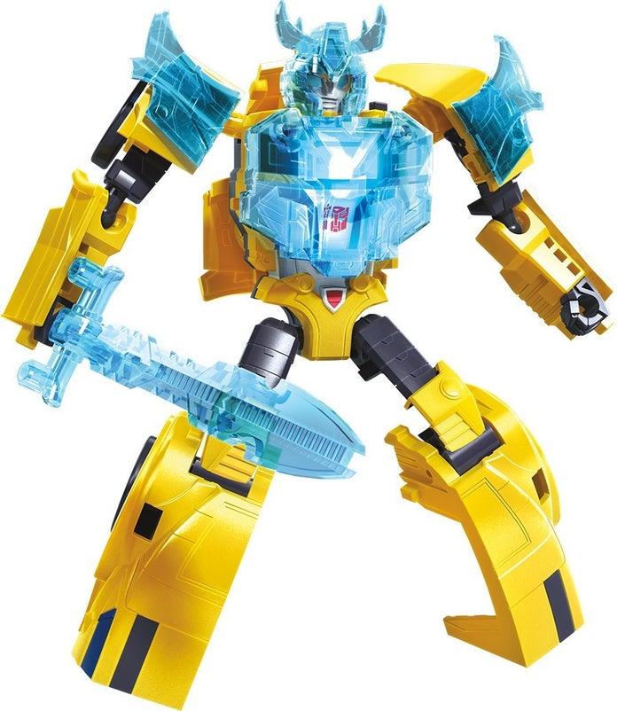 Transformers-Cyberverse-Battle-Call-Trooper-Class-Bumblebee-1
