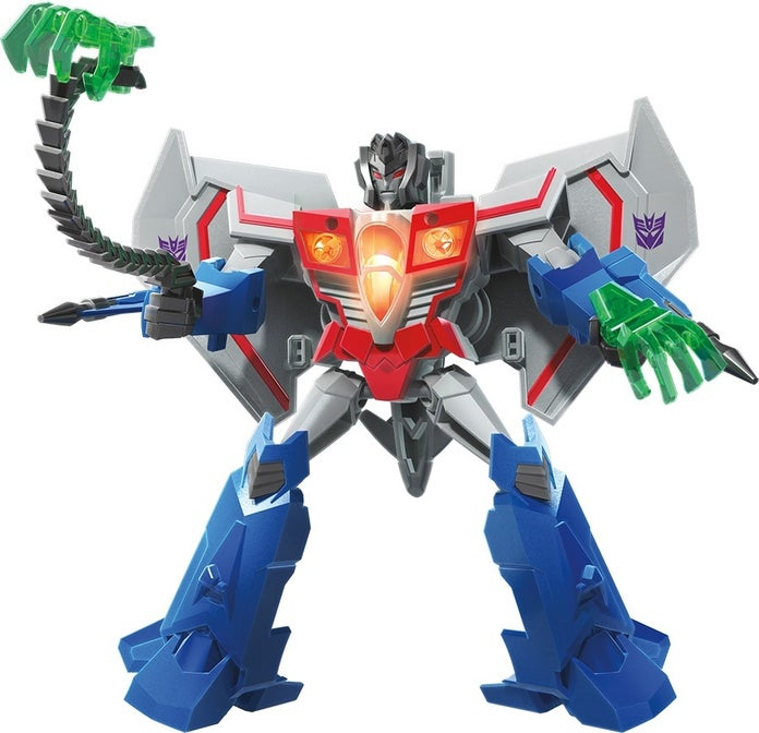 Transformers-Cyberverse-Battle-Call-Wave-2-Trooper-Class-Starscream-2