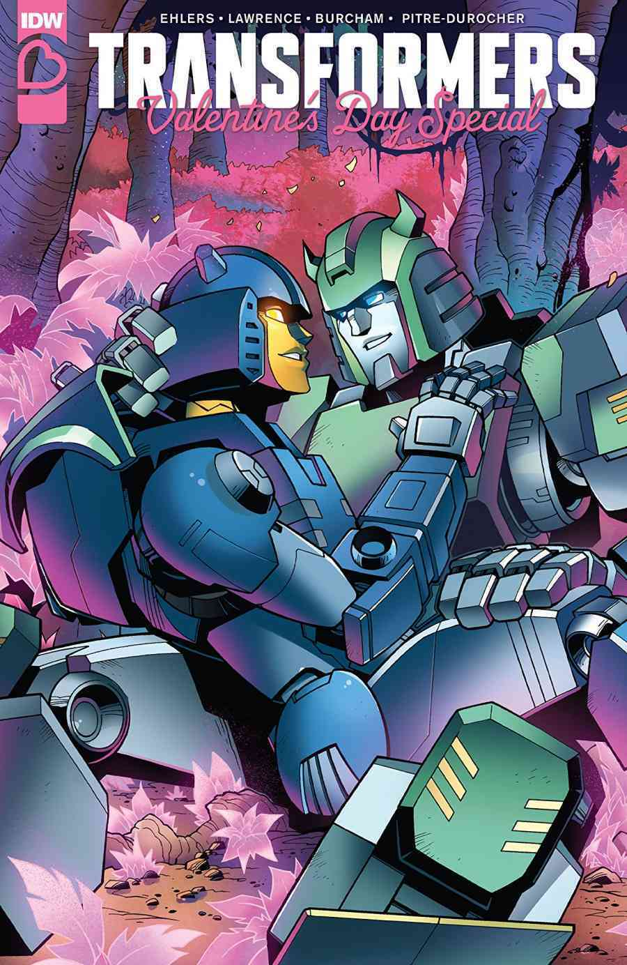 Transformers Valentine's Day Special