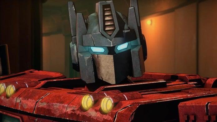 transformers war for cybertron trilogy siege trailer optimus prime