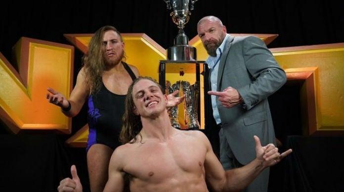 Triple-H-Matt-Riddle-Pete-Dunne-NXT