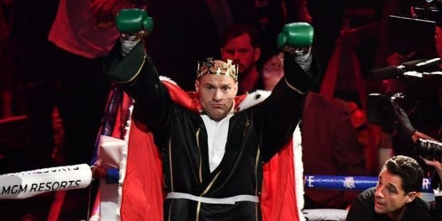 Tyson Fury Defeats Deontay Wilder in Epic Rematch