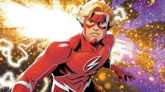 Wally-West-Flash-Forward
