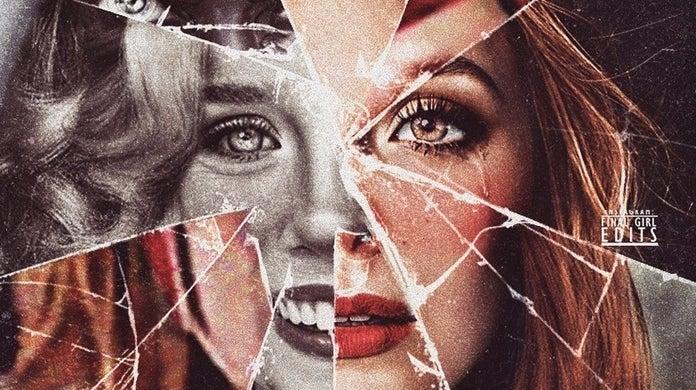 wandavision poster fan art
