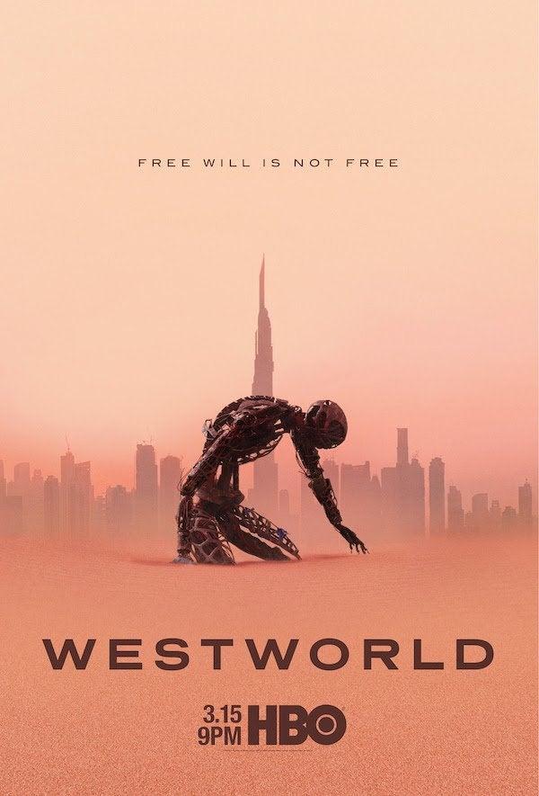 westworld season 3 poster key art