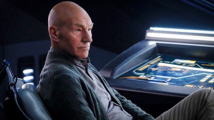 Why does Star Trek Picard Use So Much Modern Tech Explained Michael Chabon