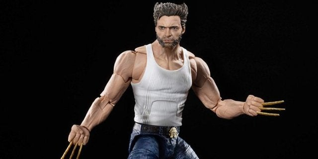 Marvel Legends Hugh Jackman Wolverine Figure is up for Pre-Order