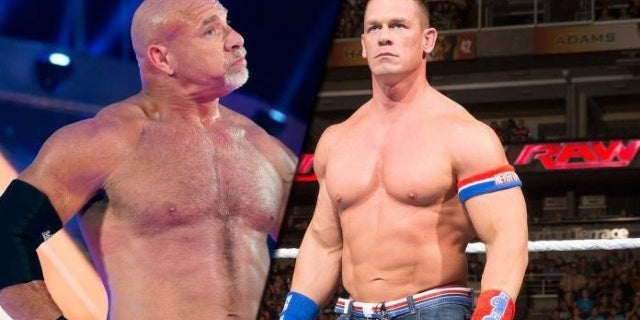 John Cena, Goldberg Rumored for Major WrestleMania 36 Matches
