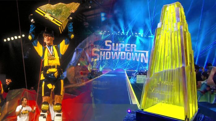 WWE-Super-Showdown-Undertaker-Tuwaiq-Trophy-Aggor-Crag